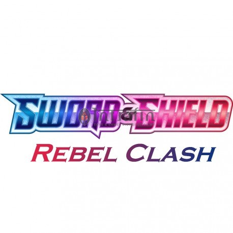 Pokémon Sword & Shield 2: Rebel Clash Booster Display (36)