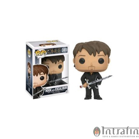 Television 385 POP - Once upon Time - Hook with Excalibur