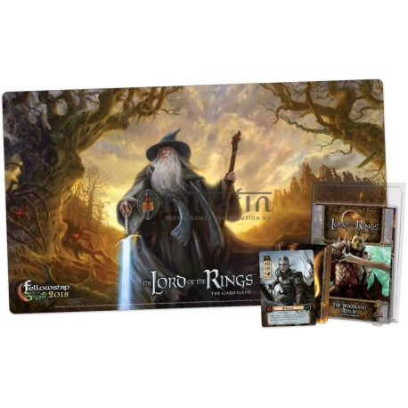 2020 The Lord of the Rings: The Card Game Fellowship Event Kit