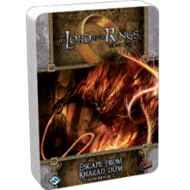 Lord of the Rings Escape from Khazad-dûm Custom Scenario Kit