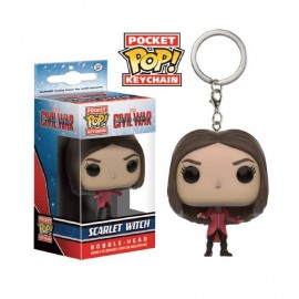 POP Keychain - Marvel - Civil War - Scarlet Witch