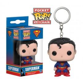 POP Keychain - DC - Superman