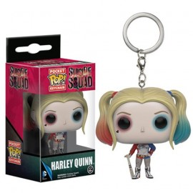 POP Keychain - Suicide Squad - Harley Quinn