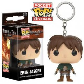 POP Keychain - Animation - Eren Jaeger