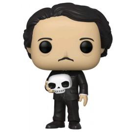 Icons: Edgar Allan Poe w/ Skull