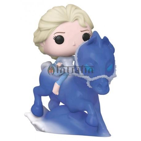 Disney: Frozen 2 - Elsa Riding Nokk