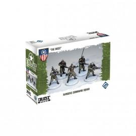 "Dust Tactics: Rangers Command Squad ""The Boss"""