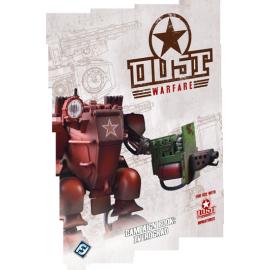 Dust Warfare Campaign Book: Zverograd