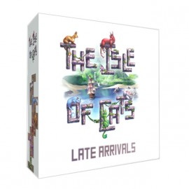 The Isle of Cats: Late Arrivals boardgame