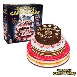 The Great Cake Escape Boardgame