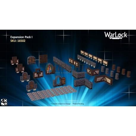 WarLock Tiles: Expansion Pack I