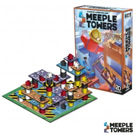 Meeple Towers Boardgame