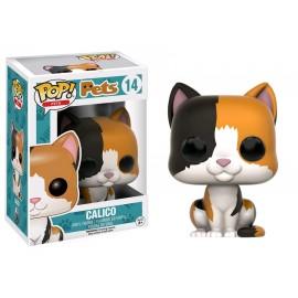 Pets 14 POP - Cats - Calico