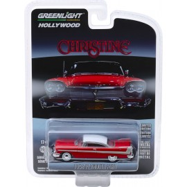 Christine (1983) - 1958 Plymouth Fury -1:64