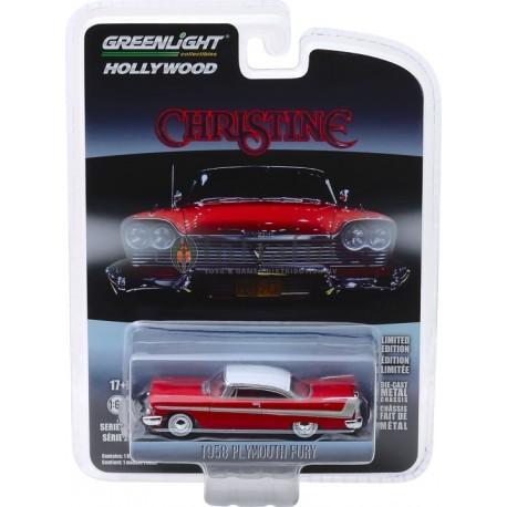 Christine (1983) - 1958 Plymouth Fury -1:64