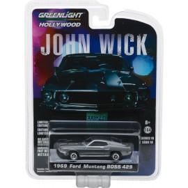 John Wick (2014) - 1969 Ford Mustang BOSS 429 1:64