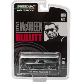 Bullitt (1968) - 1968 Ford Mustang GT Fastback 1:64