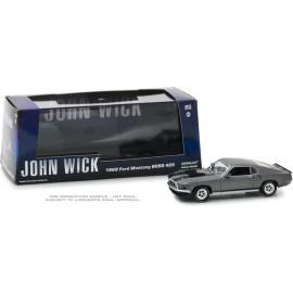 John Wick (2014) - 1969 Ford Mustang BOSS 429 - 1:43