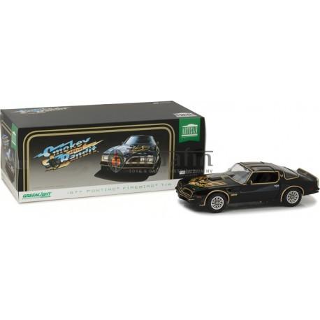 Smokey and the Bandit -Pontiac Firebird Trans Am- 1:18 Artisan Collection -
