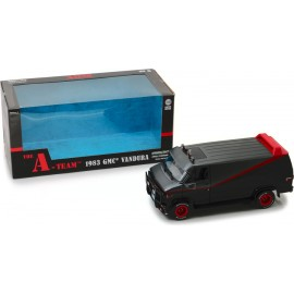 The A-Team (1983-87 TV Series) - 1983 GMC Vandura 1:18