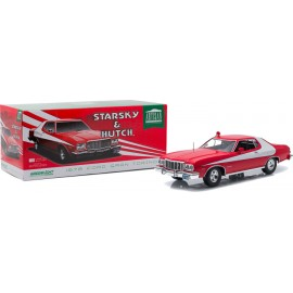Starsky and Hutch- 1976 Ford Gran Torino - 1:18 Artisan Collection-