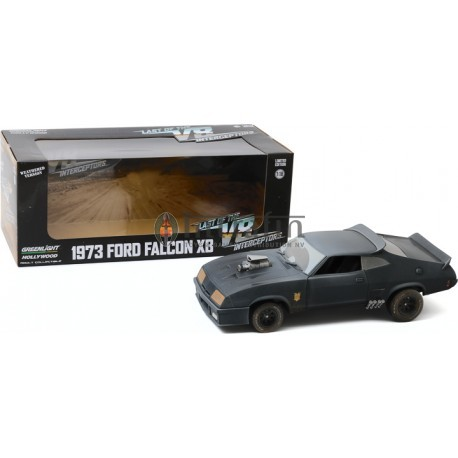 """Mad Max"" Ford Falcon XB (Weathered Version) 1:18"
