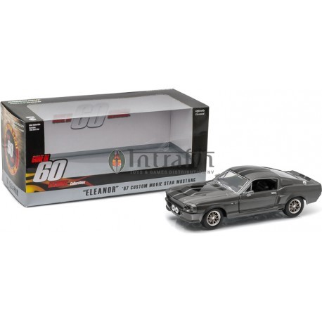 """Gone in Sixty Seconds - 1967 Ford Mustang """"Eleanor"""" 1:24"""