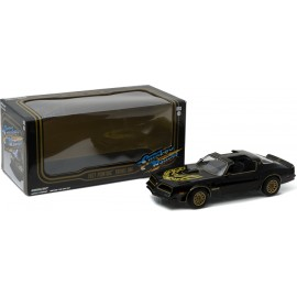 Smokey and the Bandit -Pontiac Firebird Trans Am 1:24