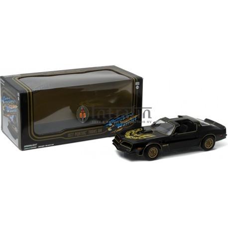 Smokey and the Bandit -Pontiac Firebird Trans Am 1:24