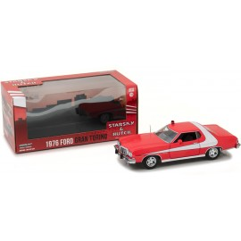 Starsky and Hutch (TV Series) - 1976 Ford Gran Torino 1:24