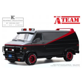 The A-Team- 1983 GMC Vandura 1:12 Bespoke Collection