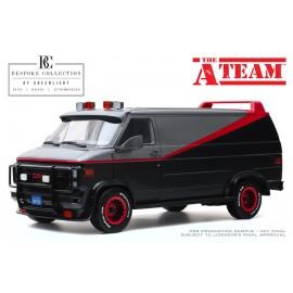 The A-Team- 1983 GMC Vandura 1:12 Bespoke Collection