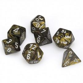 Leaf™ Black Gold w/silver 7‑Die set