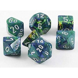 Festive™ Green w/silver 7‑Die set