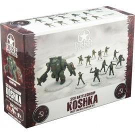 Dust Tactics: SSU Battlegroup Koshka Starter Set