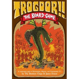 Trogdor Board Game