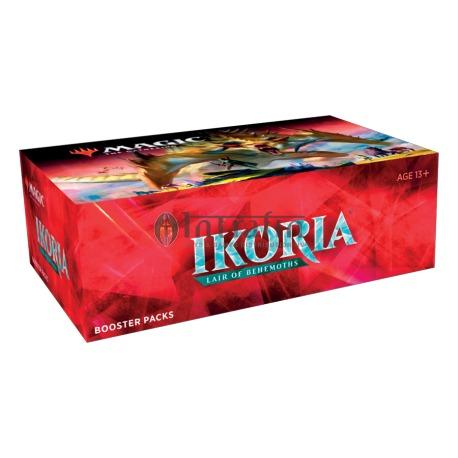 MTG Ikoria: Lair of Behemoths Booster Display (36) Russian
