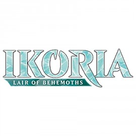 MTG Ikoria Commander 2020 Deck Display (5) German