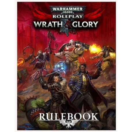 Warhammer 40.000 Roleplay: Wrath & Glory, Rulebook