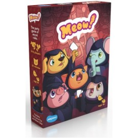 Meow! - Card Game