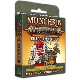 Munchkin Warhammer Chaos and Order