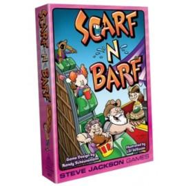 Scarf N Barf