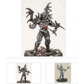 "Dungeons & Dragons ""Eberron"" - Lord of Blades (1 fig)"