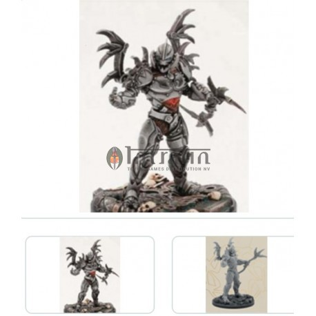 """Dungeons & Dragons """"Eberron"""" - Lord of Blades (1 fig)"""