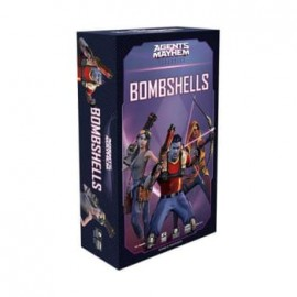Agents of Mayhem: Bombshells