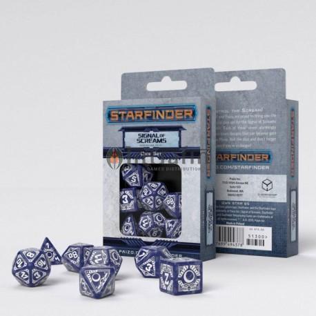 Starfinder Signal of Screams Dice Set