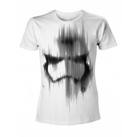 Star Wars T shirt faded Stormtrooper Medium