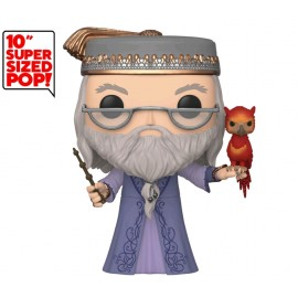 """Movies: Harry Potter - 10"""" Dumbledore w/Fawkes"""