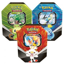 Pokémon Spring Tin 2020 English