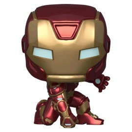 Games:626 Avengers Game - Iron Man (Stark Tech Suit)